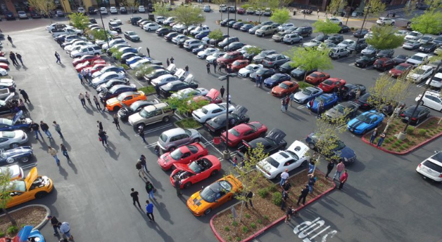 Sacramento cars and coffee car show events - Dreams and Drivers